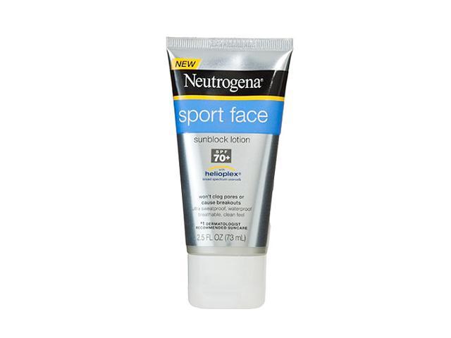Neutrogena Sport Face Sunblock Lotion SPF 70+