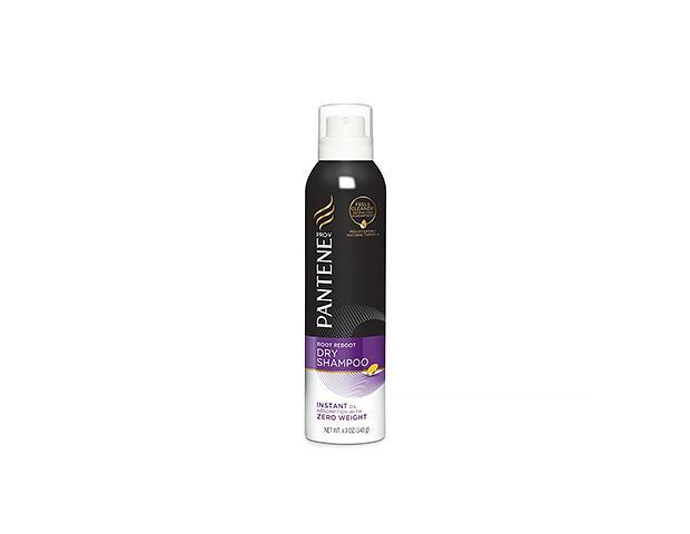 Pantene Root Reboot Dry Shampoo