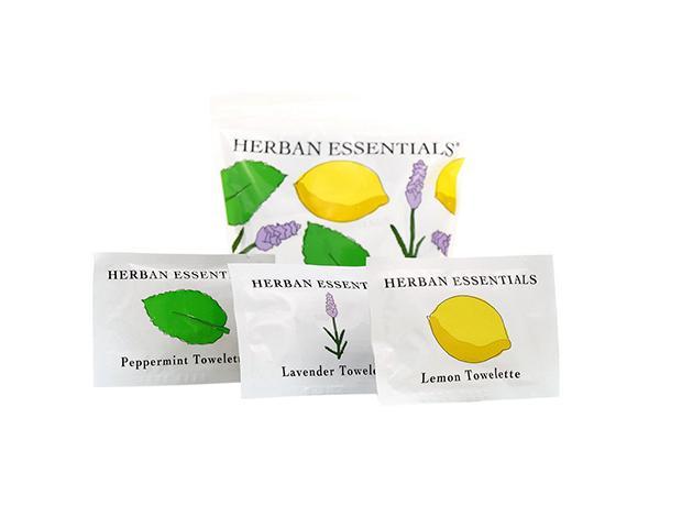 Herban Essentials Mixed Towelettes
