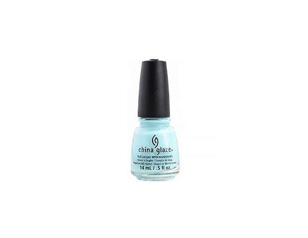 China Glaze Flourish Nail Lacquer with Hardeners Collection in Metro Pollen-Tin