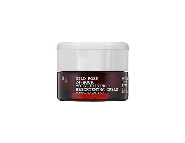 Korres Wild Rose 24-Hour Moisturizing & Brightening Cream