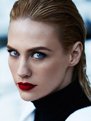 January Jones is Playing a Vamp, Keira Knightley's Driving a Speedboat, and More Beauty News