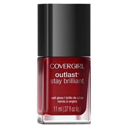 CoverGirl Nail Polish in Ever Reddy