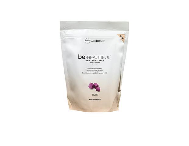 GNC WellBeing be-Beautiful Hair Skin Nails Soft Chews