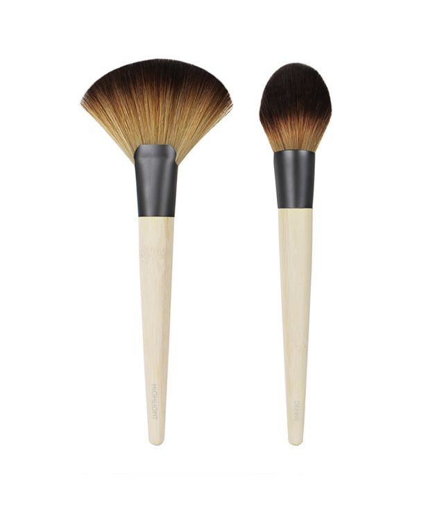 Best drugstore makeup brushes: Eco Tools Define and Highlight Duo