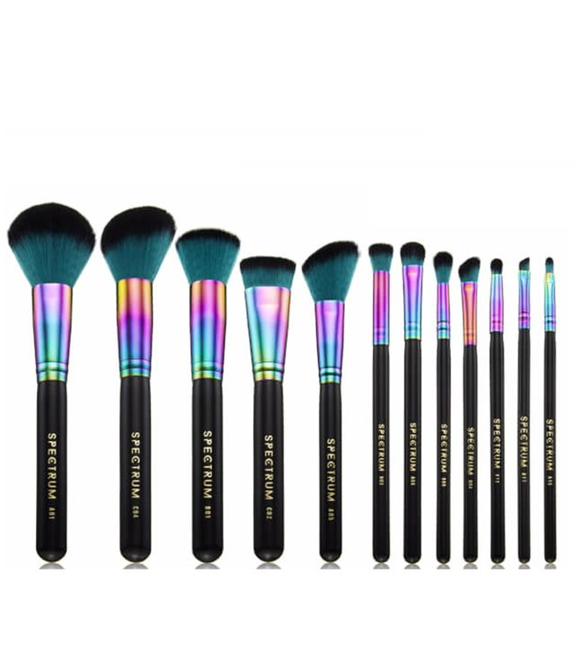 Best drugstore makeup brushes: Spectrum Collections 12 Piece Siren Brush Set