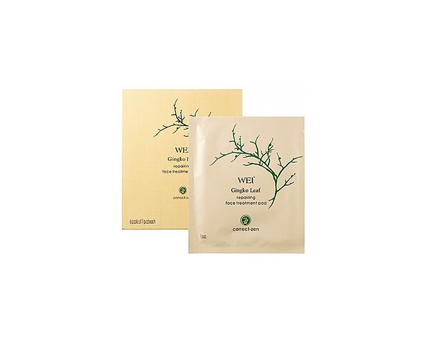 WEI Beauty Gingko Leaf Repair Treatment Pads