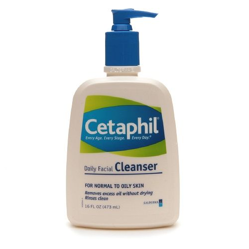 Cetaphil Daily Facial Cleanser