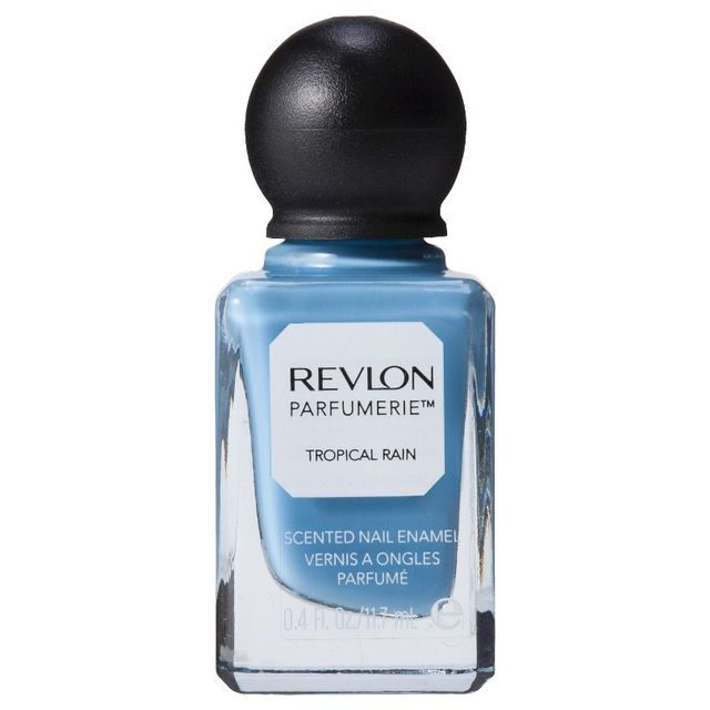 Revlon Scented Nail Enamel in Tropical Rain