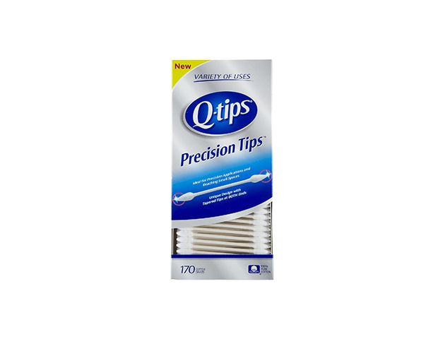 Q-Tips  Precision Tips Cotton Swabs