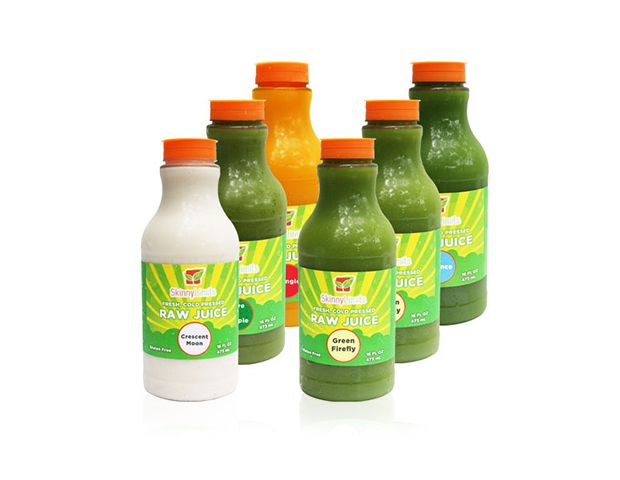 Skinny Limits Tropical Juice Cleanse