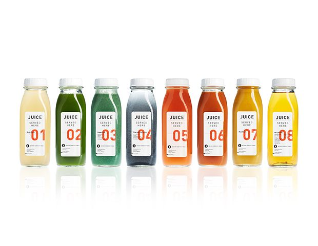 Juice Served Here Classic Cleanse