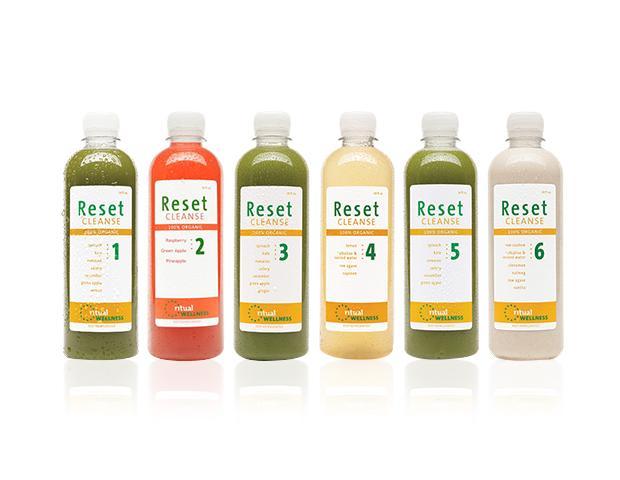 Ritual Juice Reset Seasonal Cleanse