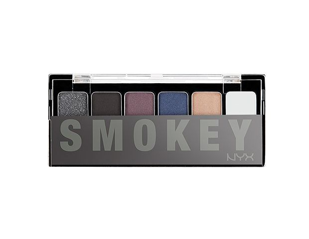 NYX Cosmetics  The Smoky Eyeshadow Palette