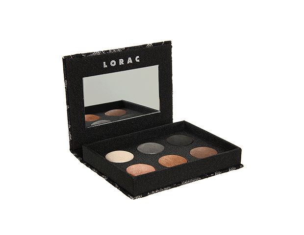 Lorac Shimmer & Matte Eyeshadow Palette