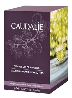 Caudalie Draining Herbal Tea