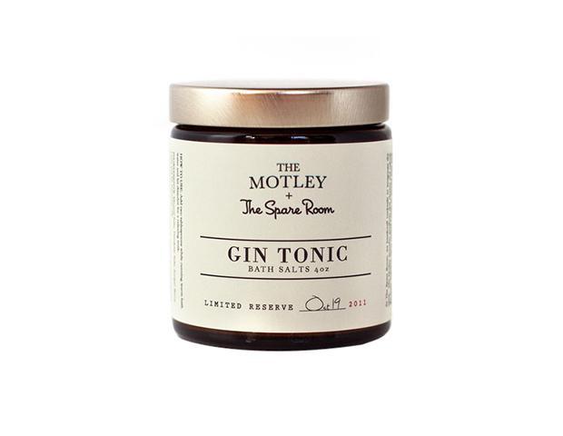 The Motley + The Spare Room  Gin Tonic Bath Salts