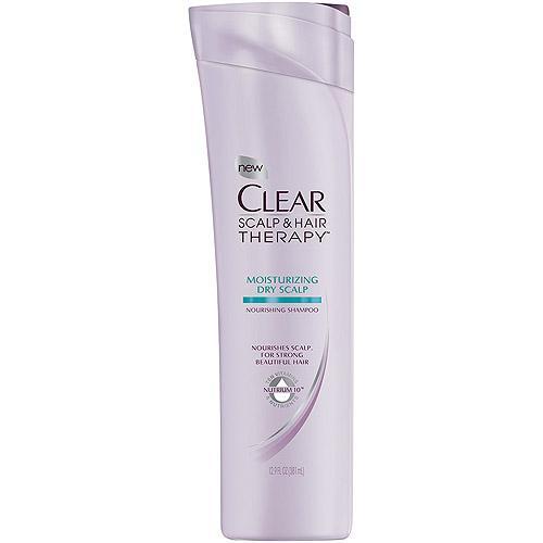 Clear Moisturizing Shampoo