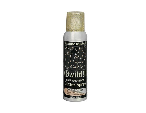 Jerome Russell  B Wild Hair and Body Glitter Spray