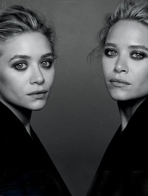Natural Women: Mary-Kate & Ashley Olsen Cover Allure