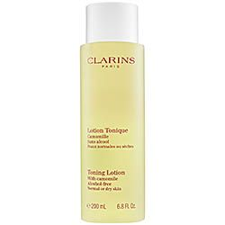 Clarins Toning Lotion with Camomille