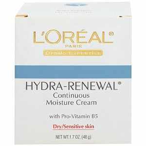 L'Oreal Hydra-Renewal Continuous Moisture Cream