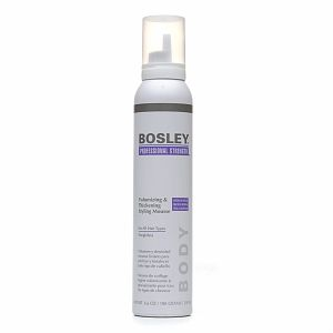Bosley Professional Strength Volumizing and Thickening Styling Mousse Medium Hold
