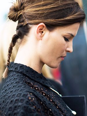 9 New Ways To Wear a Braid