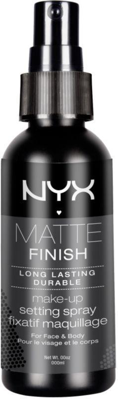 NYX Matte Finish Make Up Setting Spray