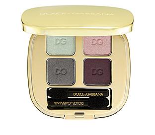 Dolce & Gabbana Eyeshadow Quad