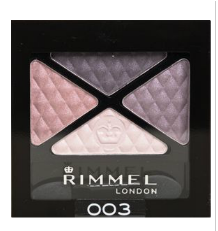 Rimmel Glam Eye Shadow Quad