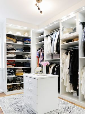 Your Ultimate Closet-Organizing Guide for the New Year