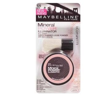 Maybelline Mineral Powder Illuminator
