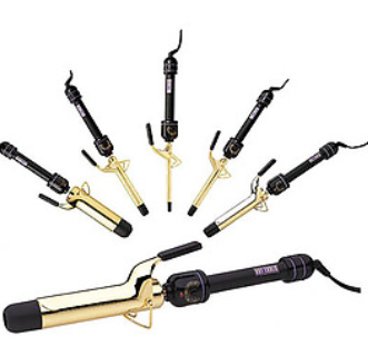 Hot Tools 3/8 Professional Spring Curling Iron