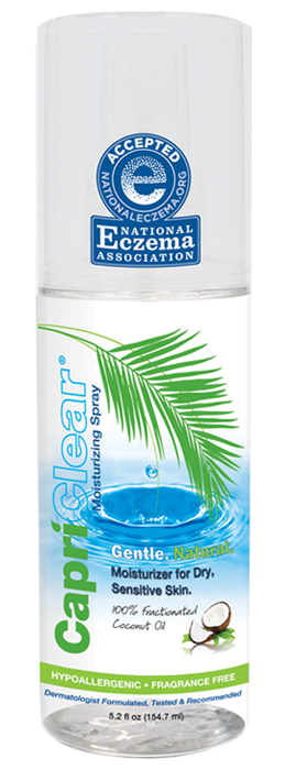 Capri Clear  Moisturizing Spray