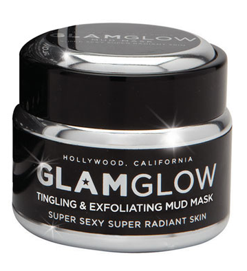 Glam Glow Tingling and Exfoliating Mud Mask