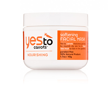 Yes To Carrots  Nourishing Softening Facial Mask