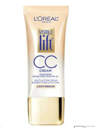 L'Oreal Visible Lift CC Cream