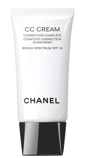 Chanel CC Cream Complete Correction Sunscreen