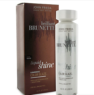 John Frieda  Luminous Color Glaze Brilliant Brunette