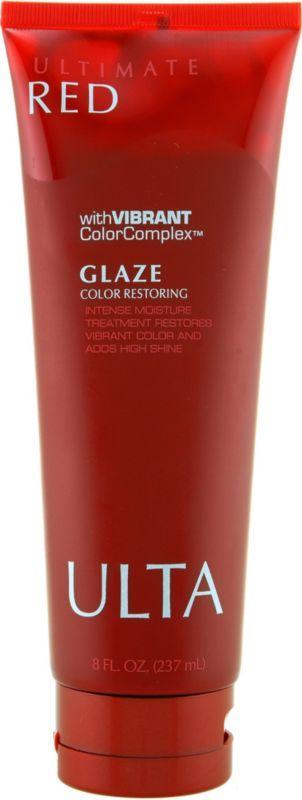 Ulta Color Restoring Glaze with Vibrant ColorComplex Red