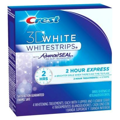 Crest 3D 2-Hour Express