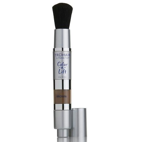 TruHair Color-n-Lift Powder Brush in Brown