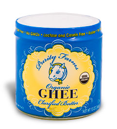 Purity Farms Organic Ghee Butter