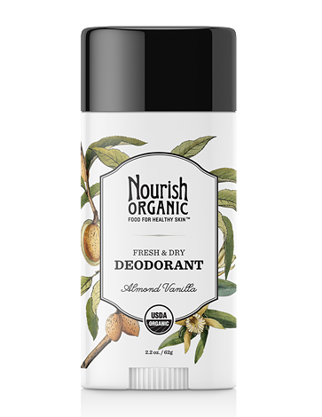 Nourish Organics Clean & Fresh Organic Deodorant