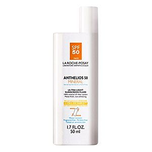 La Roche Posay  Anthelios 50 Mineral Ultra Light Sunscreen Fluid