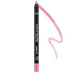 Make Up For Ever Aqua Lip Waterproof Lipliner Pencil