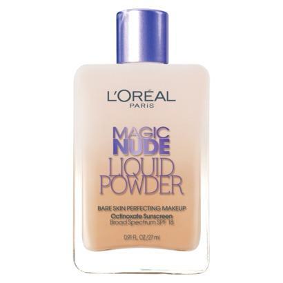 L'Oreal Magic Nude Liquid Powder Bare Skin Perfecting Makeup