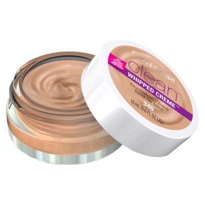 CoverGirl Clean Whipped Crème