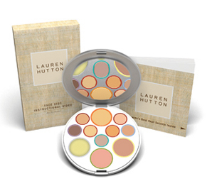 Lauren Hutton Cosmetics Classic Face Disc